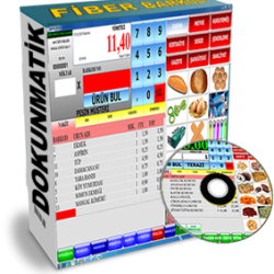 Dokunmatik-Market-Programi